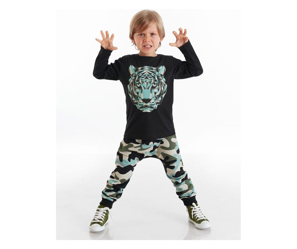 Set bluza si pantaloni Tiger 8 years