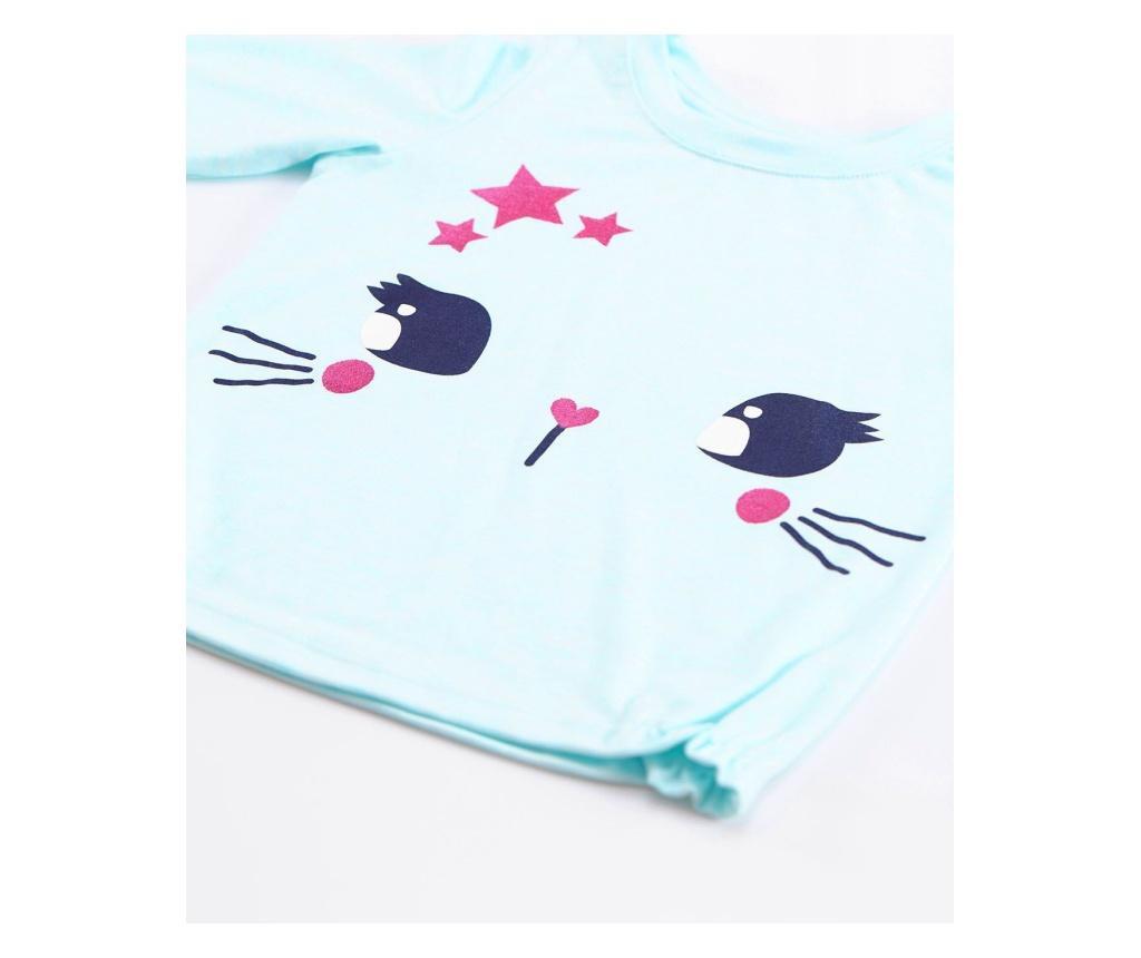 Set bluza si blugi Kitty 6 years