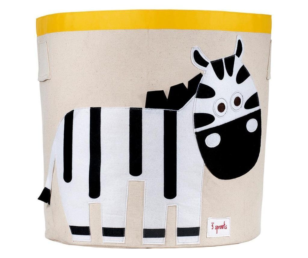 Cos depozitare, Zebra