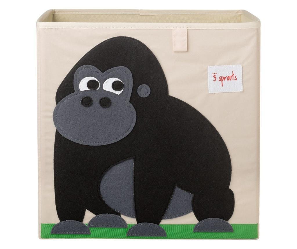 Cutie depozitare 33x33x33 cm, Gorila