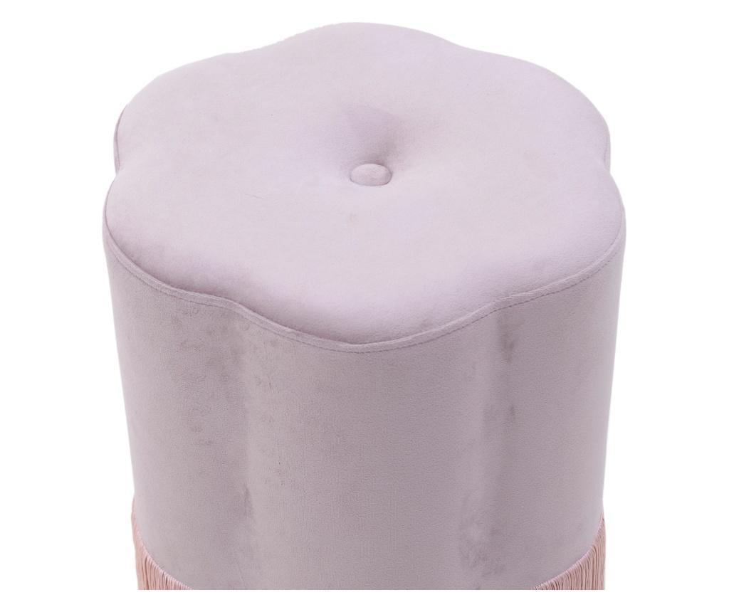 Tabure Velvet Pink