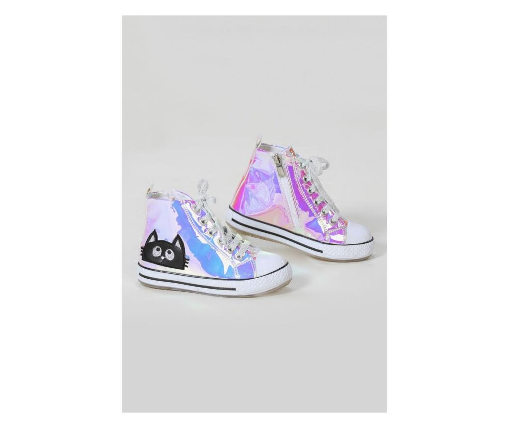 Cat Hologrami Lány tornacipő 31