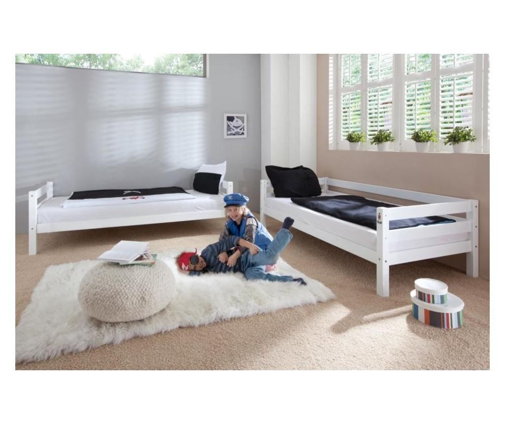 Двуетажно легло  90x200 cm
