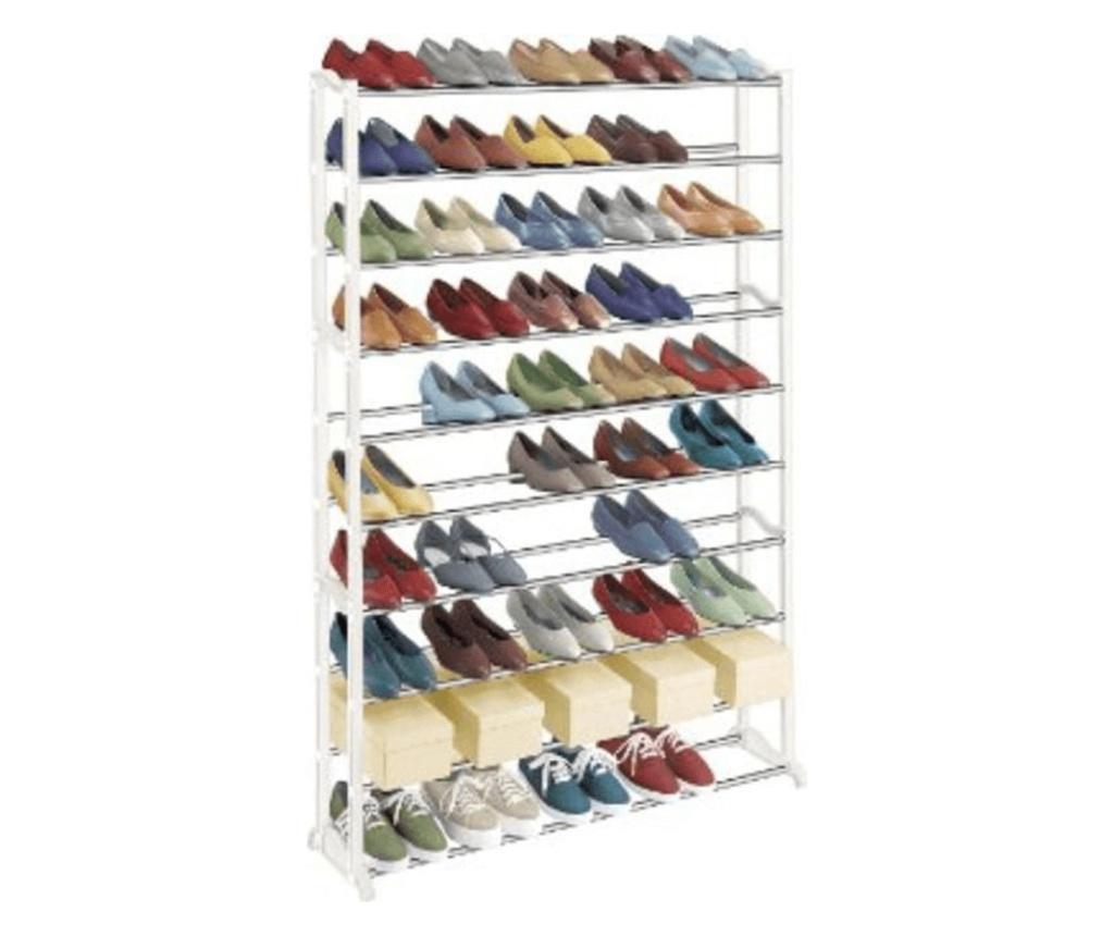 Pantofar Alb