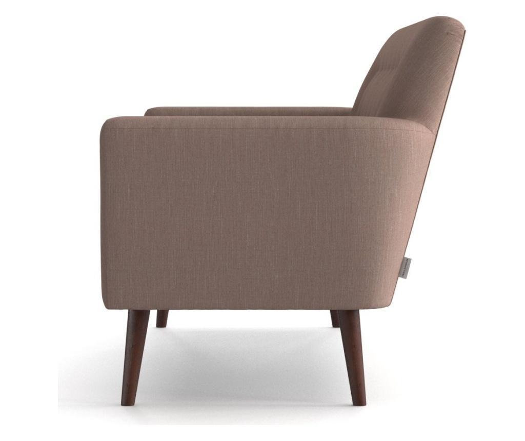 Canapea 2 locuri Enoi Powder Pink