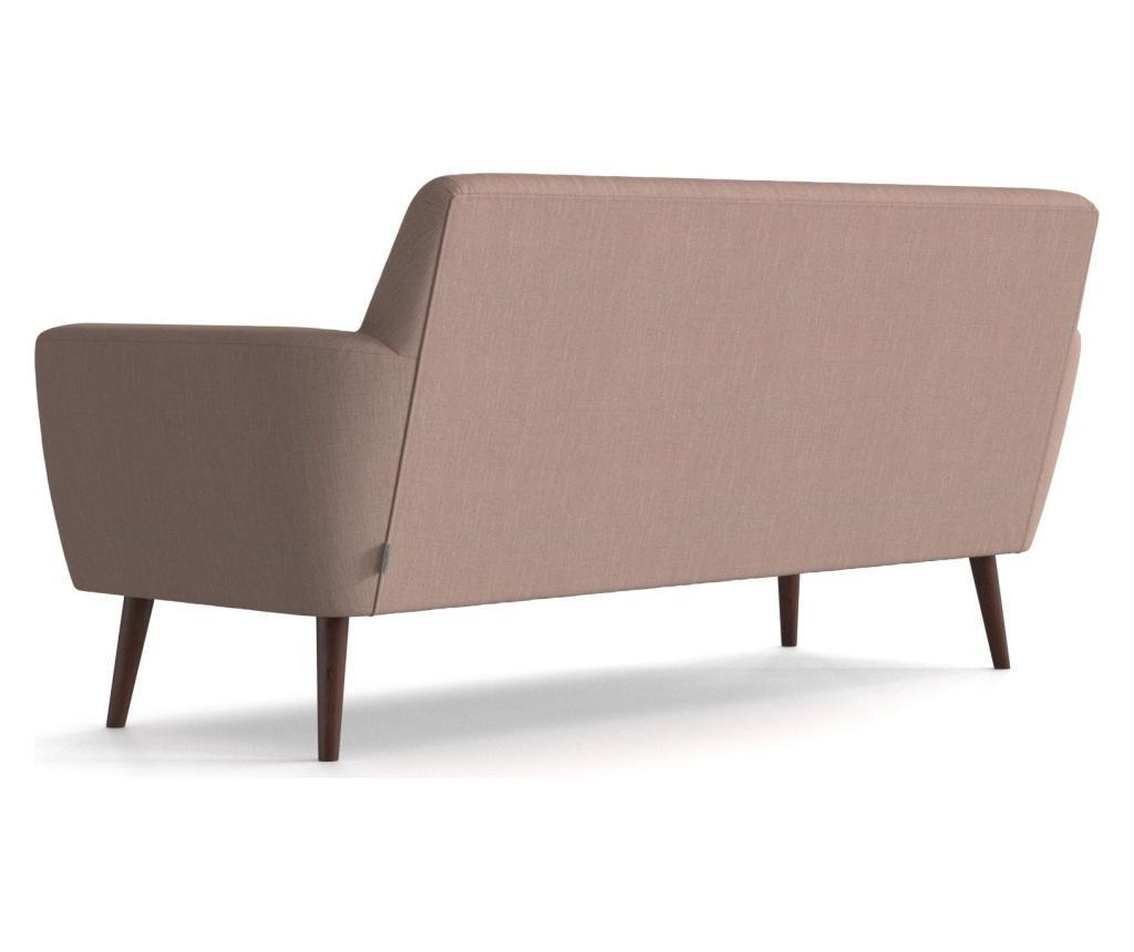 Canapea 3 locuri Enoi Powder Pink