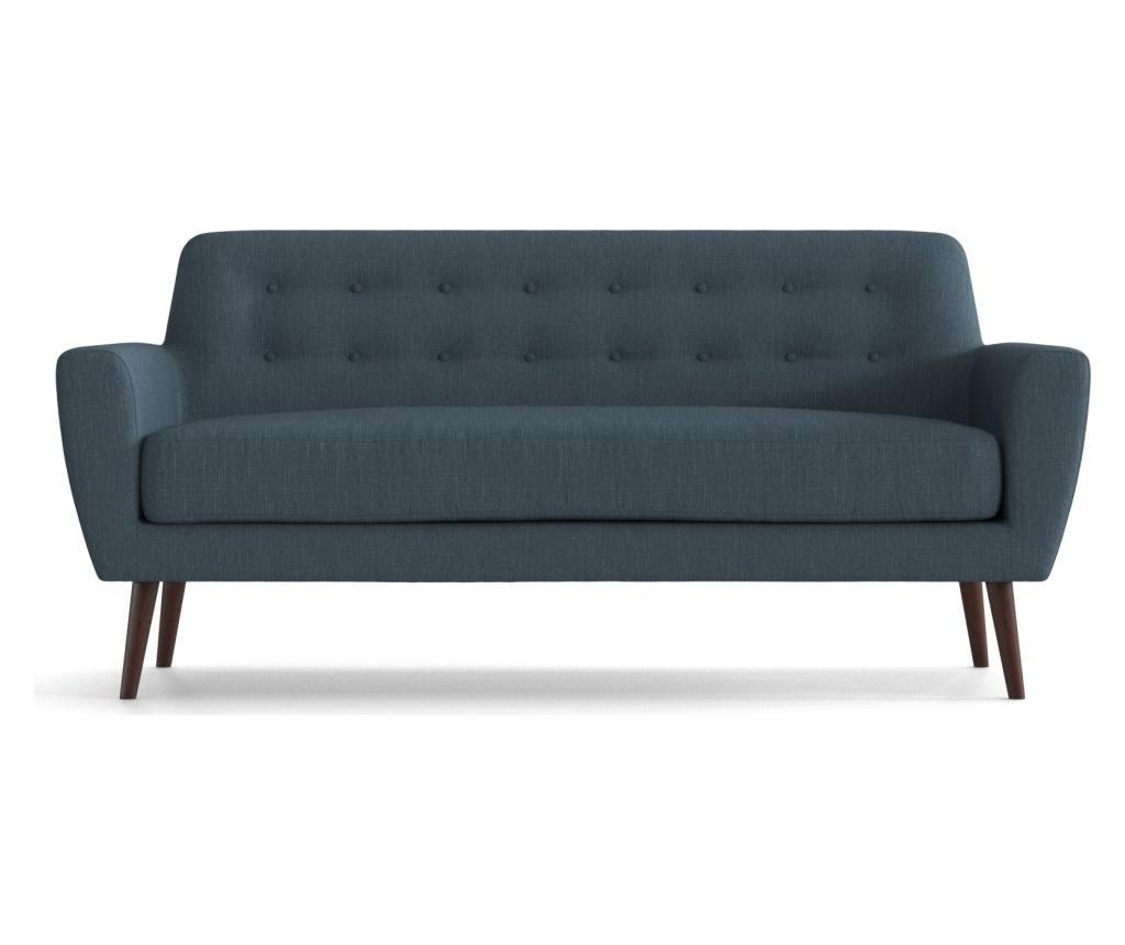 Canapea 3 locuri Enoi Navy Blue