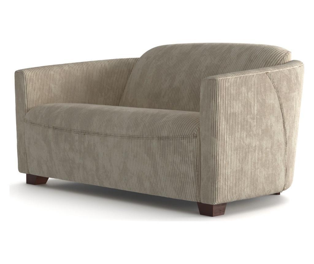 Canapea 3 locuri Milton Cream