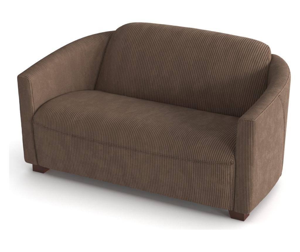 Canapea 3 locuri Milton Hazelnut