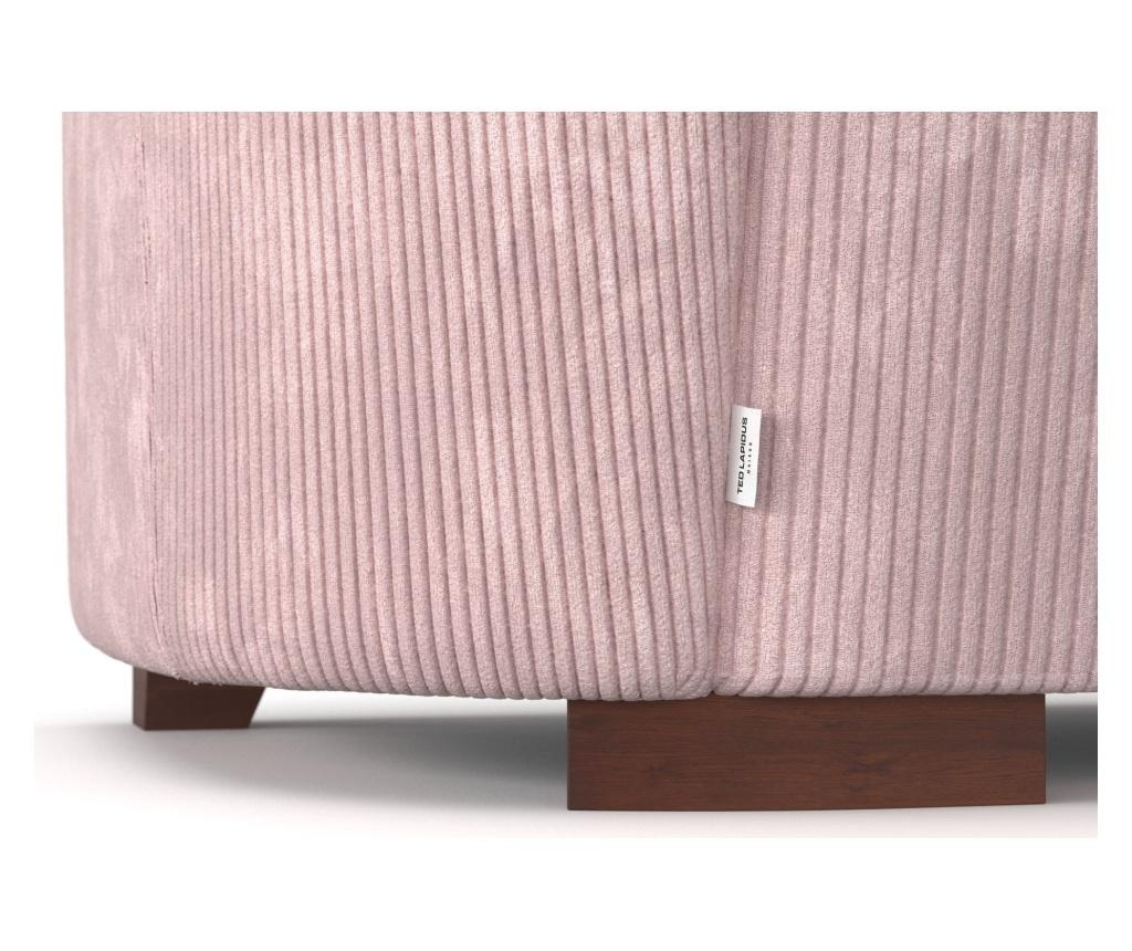 Canapea 2 locuri Milton Lilac