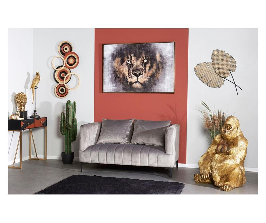 Canapea Grey Velvet Confort
