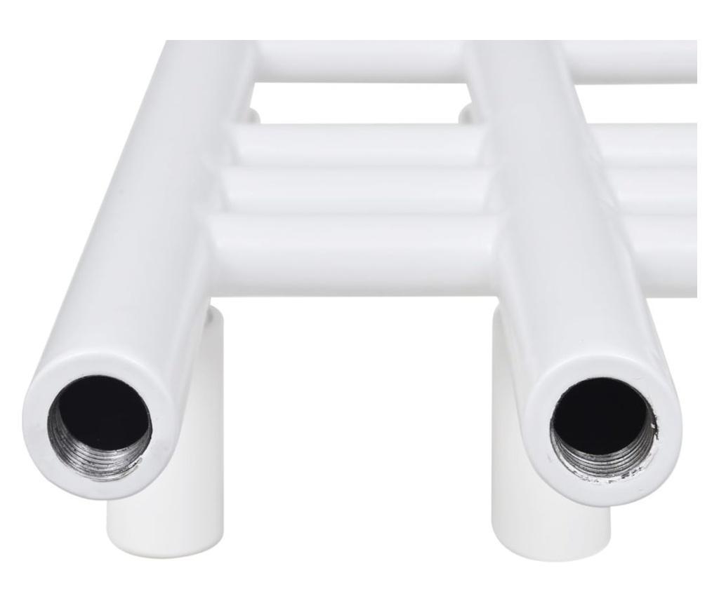 Kupaonski radijator za centralno grijanje u obliku slova E