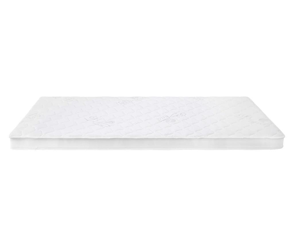 7 cm vastag gélhab matractakaró 120 x 200 cm