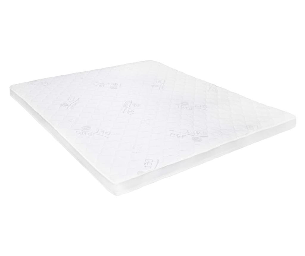 7 cm vastag gélhab matractakaró 160 x 200 cm