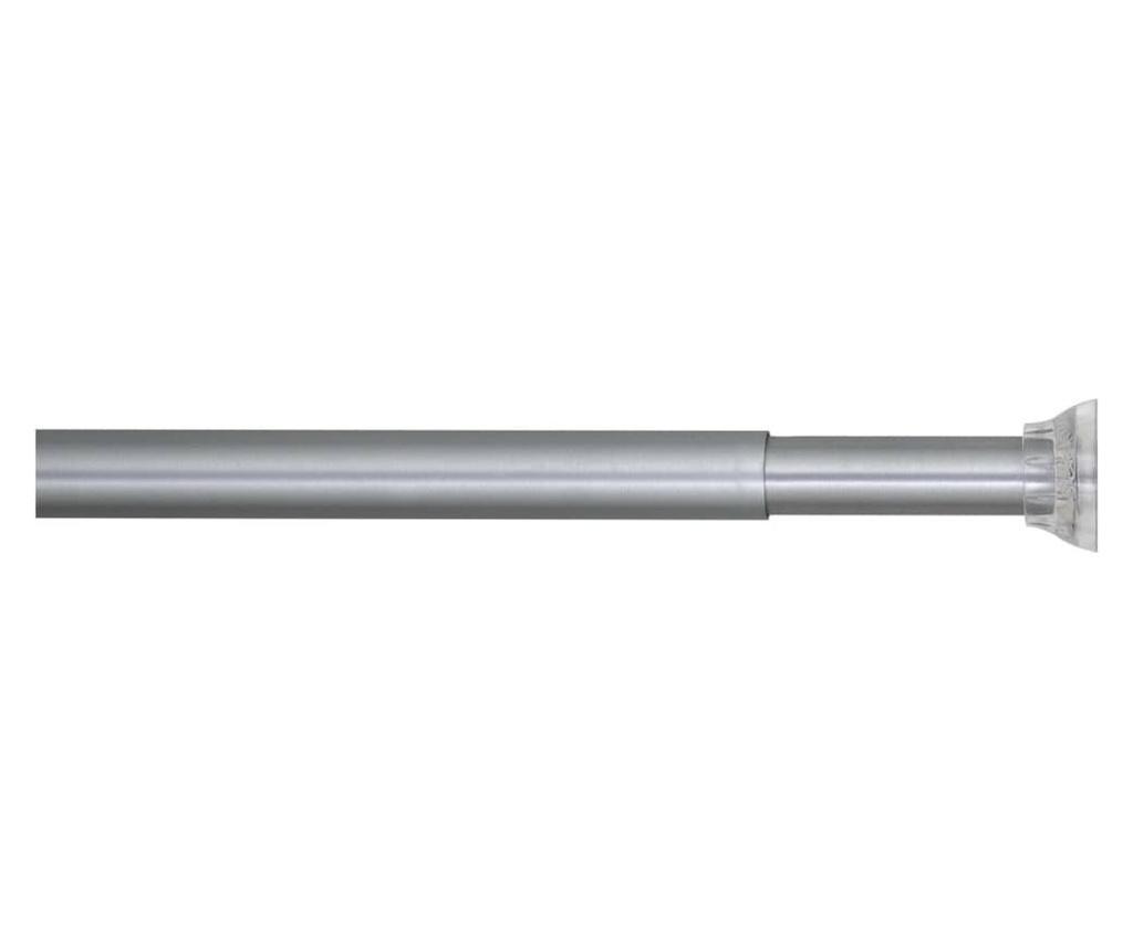Sealskin Teleskopická tyč na sprchový závěs 115 cm matně šedá
