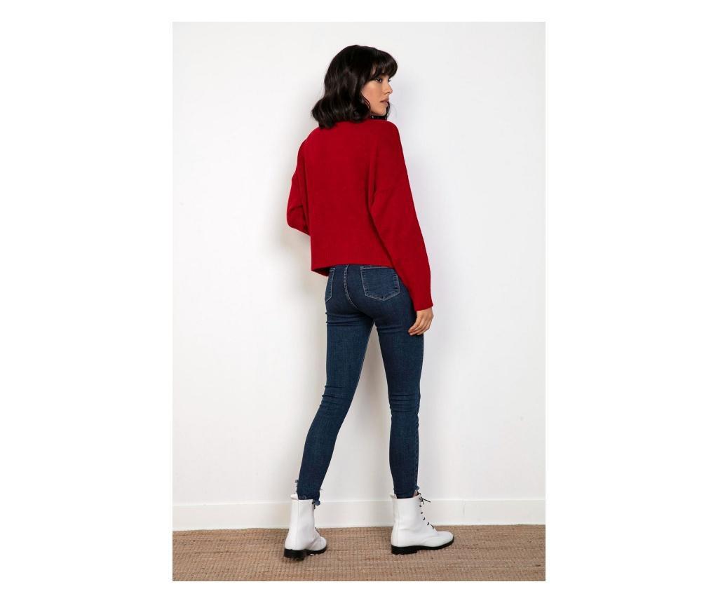 Női pulóver M-L
