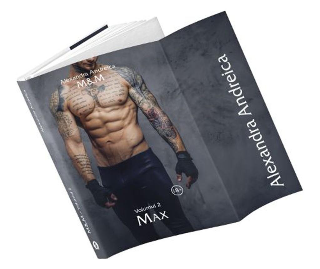 """Carte """"M&m, Vol. 2, Max"""""""