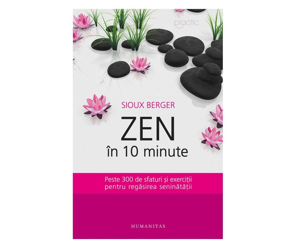 "Carte ""Zen In 10 Minute"""