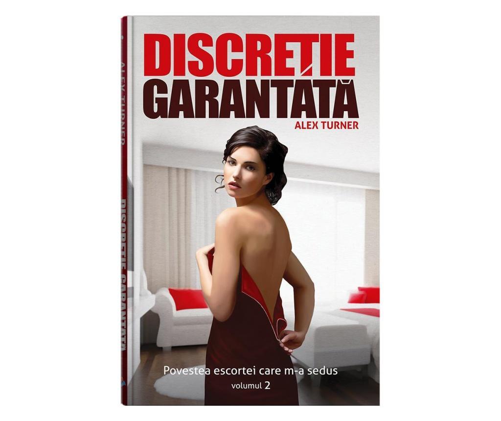 "Carte ""Discretie Garantata Vol.2"""