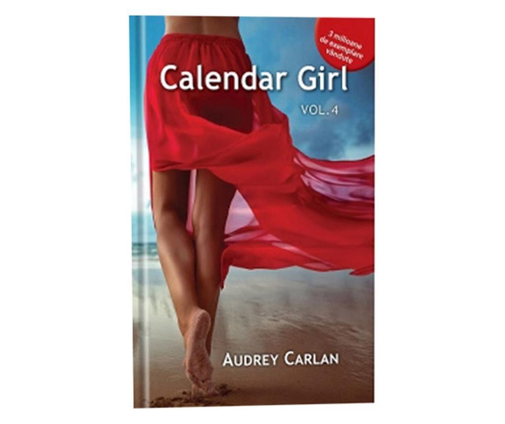 """Carte """"Calendar Girl, Vol 4"""""""