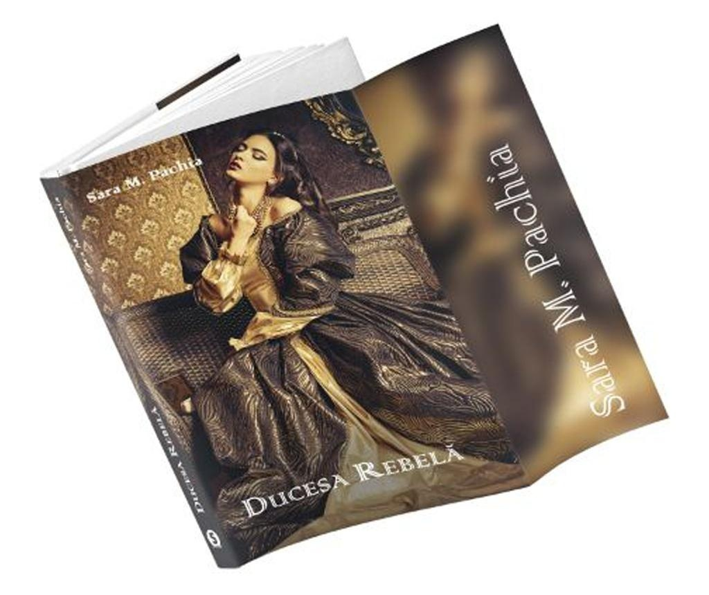 "Carte ""Ducesa Rebela"""