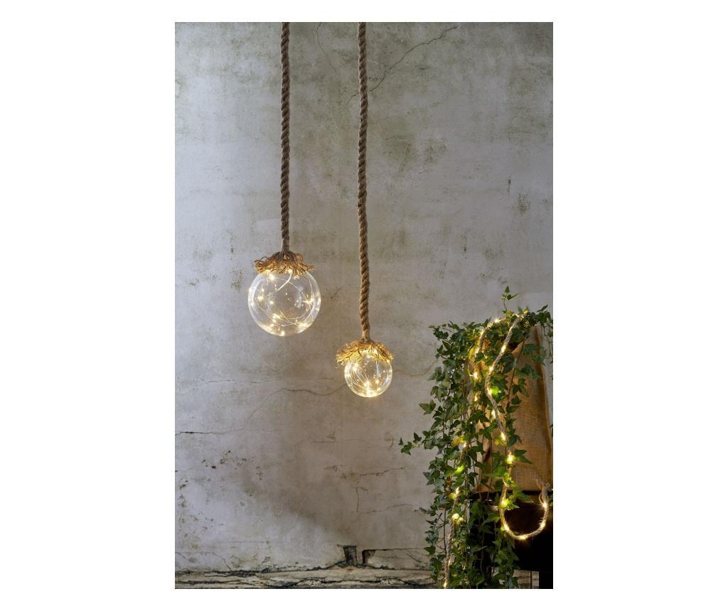 Wisząca dekoracja z diodą LED Jutta