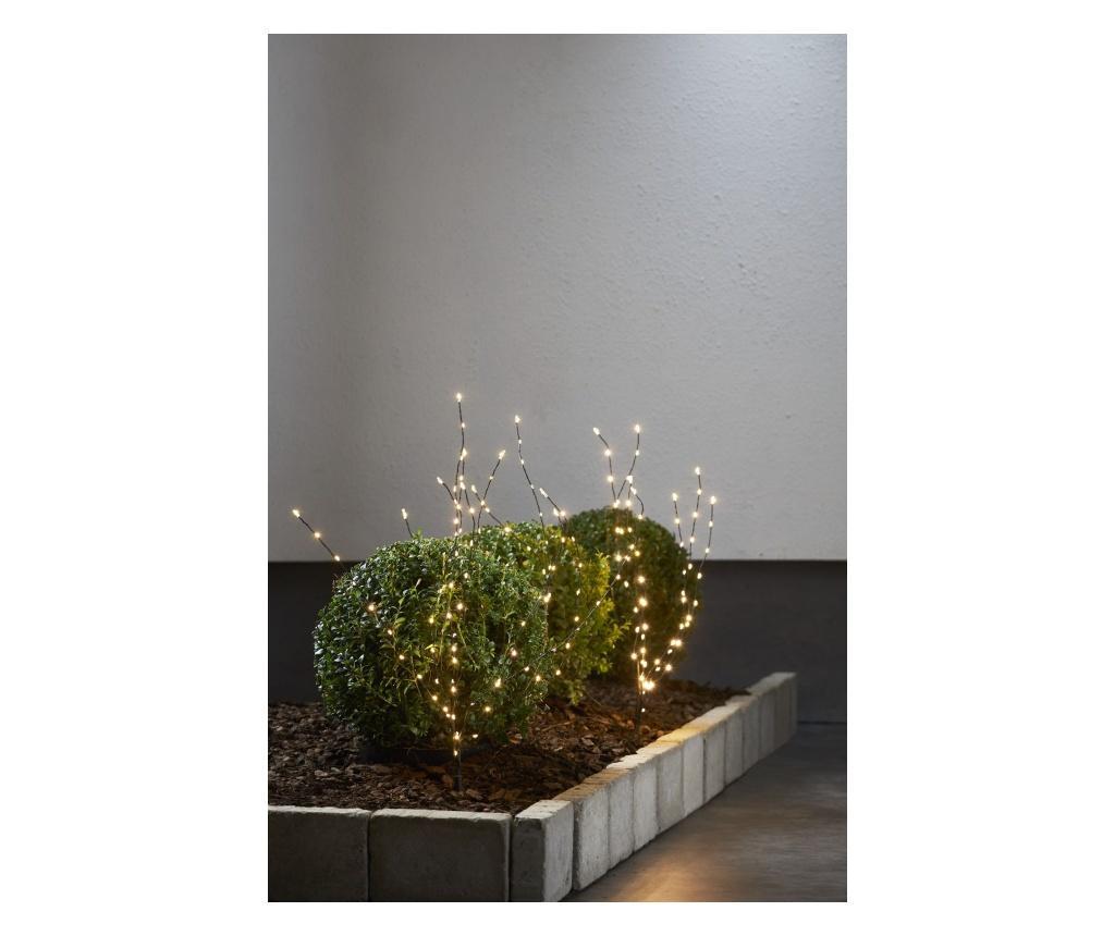 Set 3 decoratiuni cu LED-uri Reedy