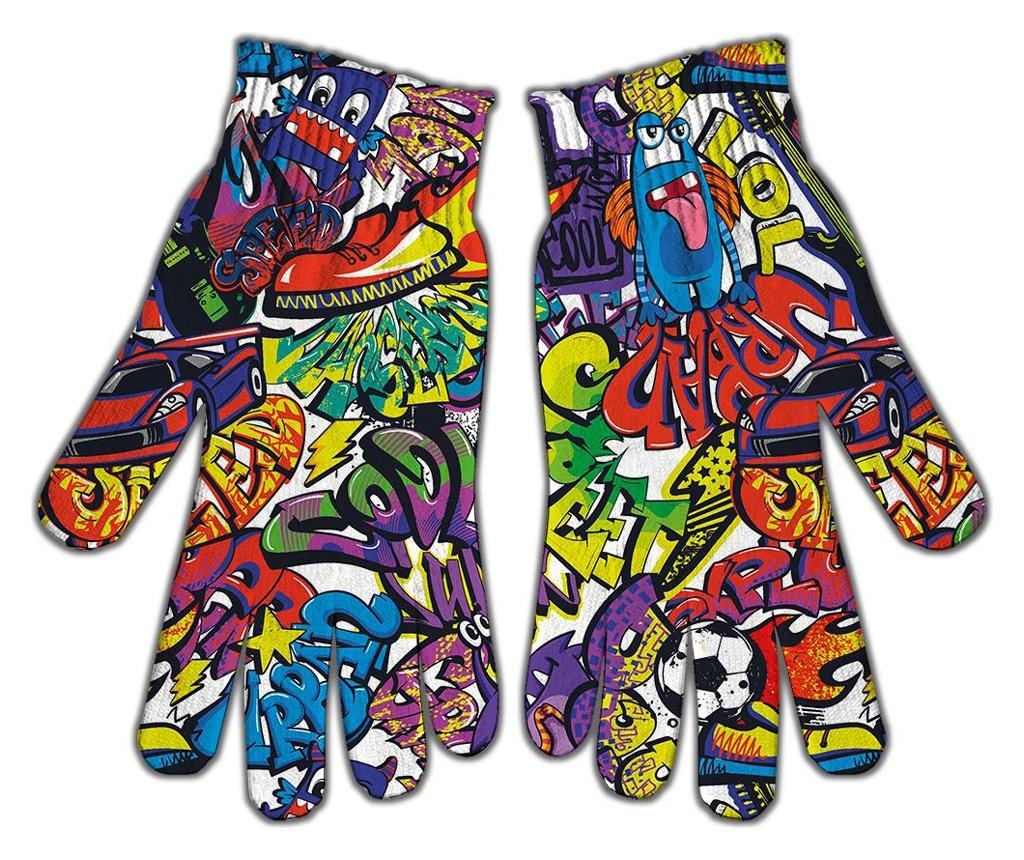 Manusi dama  one size Ogobongo, multicolor