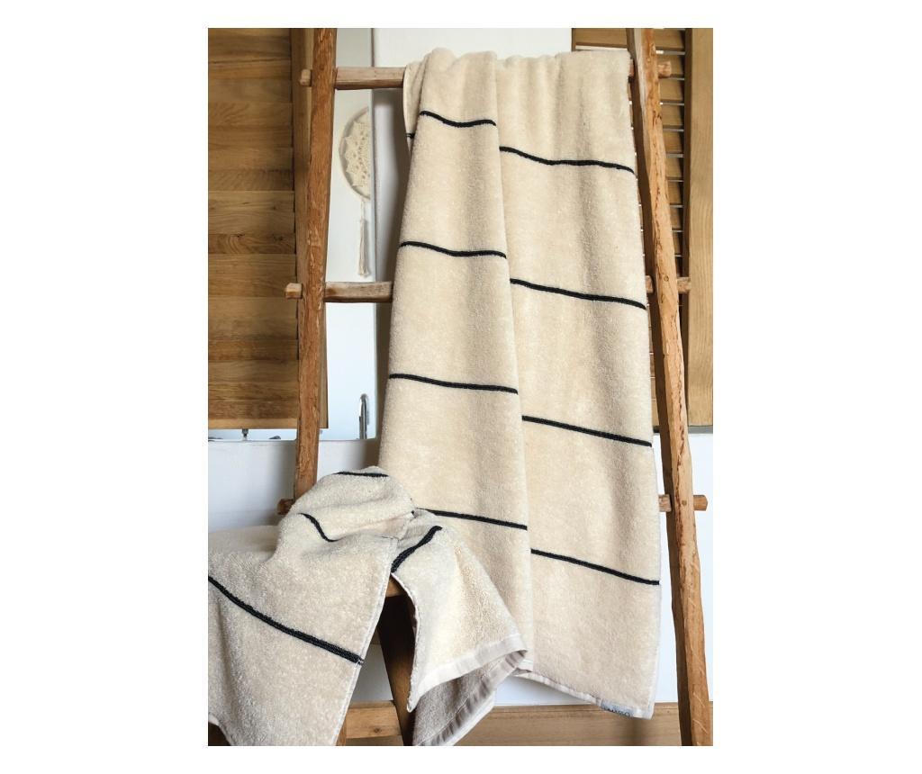 Zestaw 2 ręczników kąpielowych