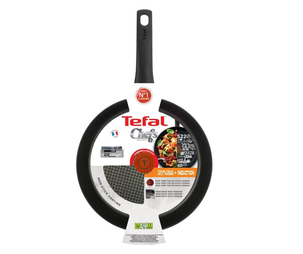 Tigaie Tefal Chef's Delight 22 cm