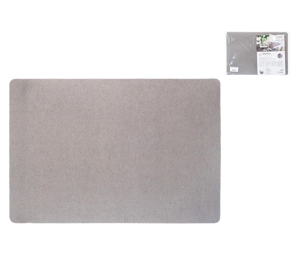 Set 6 podmetača Fabri 31x46 cm