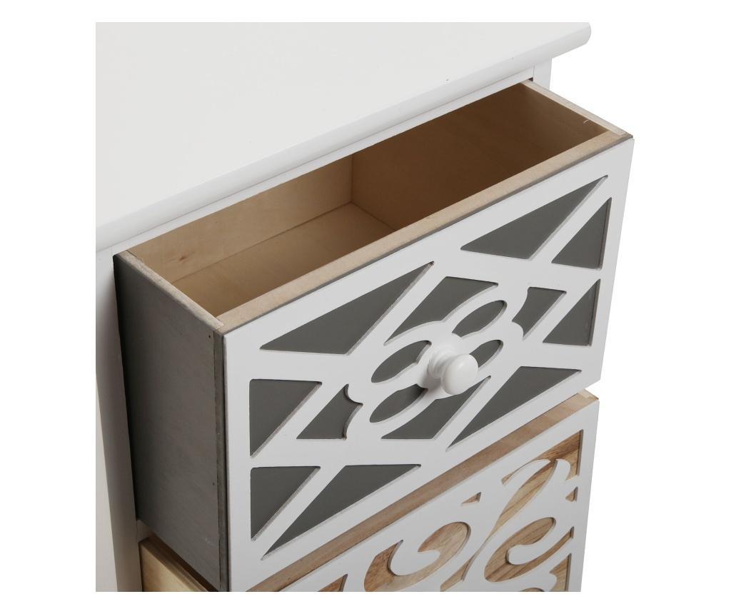 Organizer łazienkowy do szuflady Ducroy