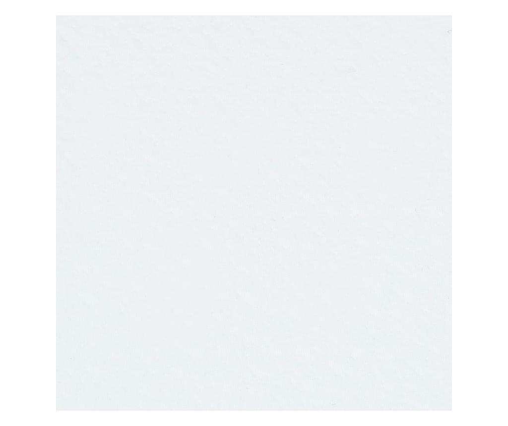 dobozrugós ágymatracfedő 200 x 160 x 5 cm