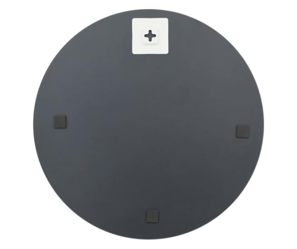 Lustra ścienne, 2 szt., 40 cm, okrągłe, szklane