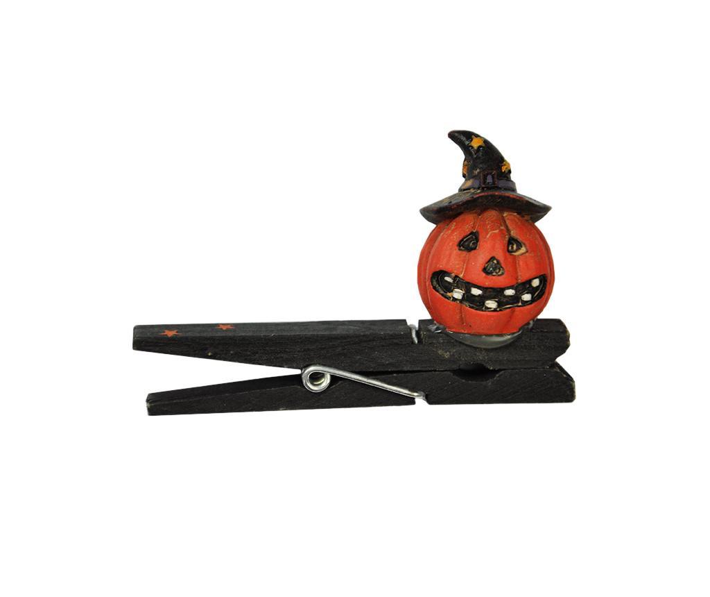 Halloween Witch Díszkapocs