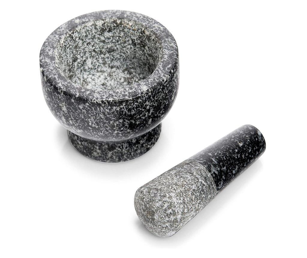 Mojar Cu Pistil Zeller, Granit, 10x12 Cm