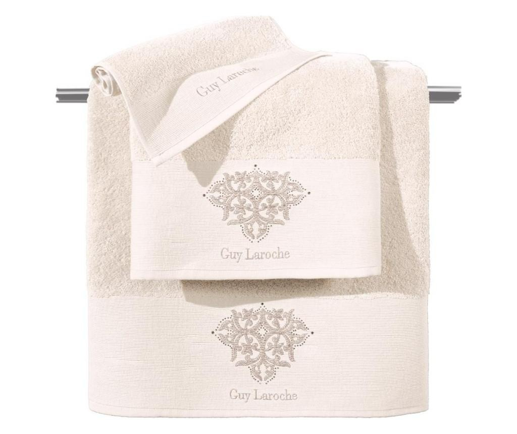 Zestaw 3 ręczników kąpielowych