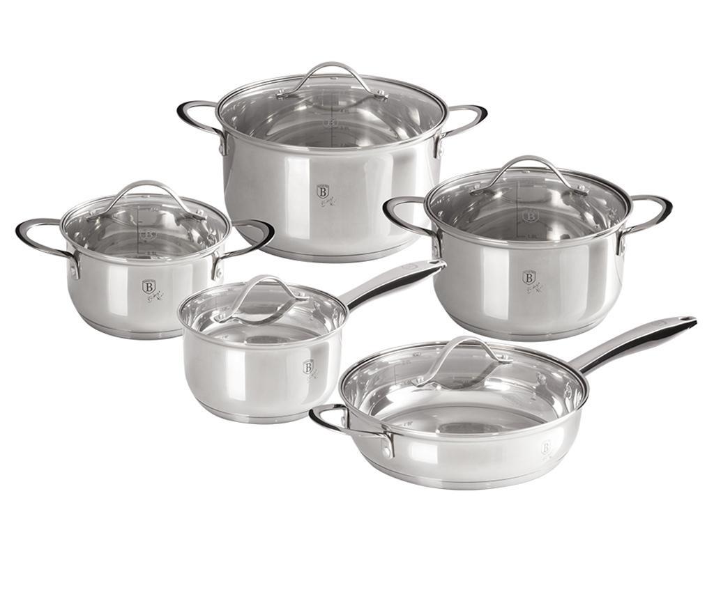 съдове за готвене Silver Jewelry