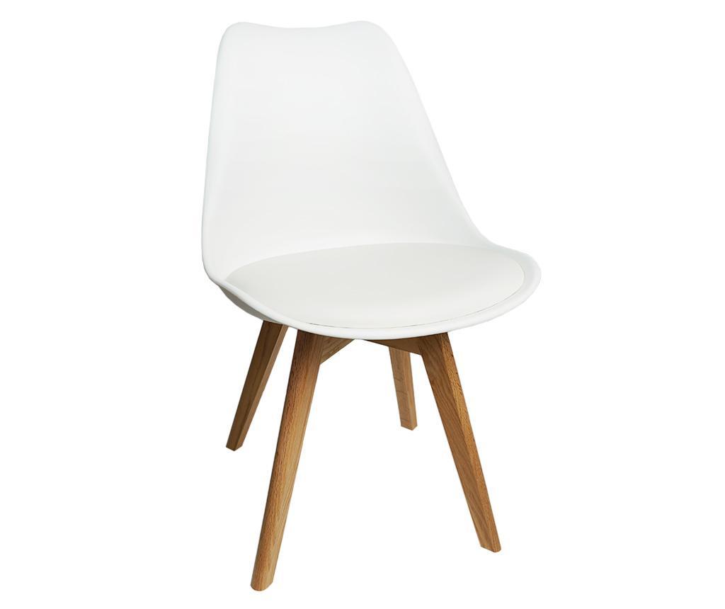 Καρέκλα Korso Sen White
