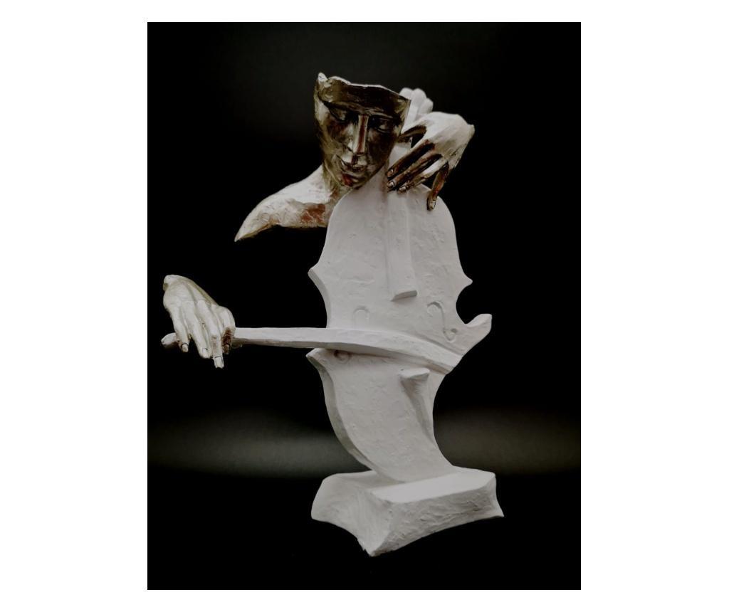 Figurina/statueta Muzician Cu Violoncel