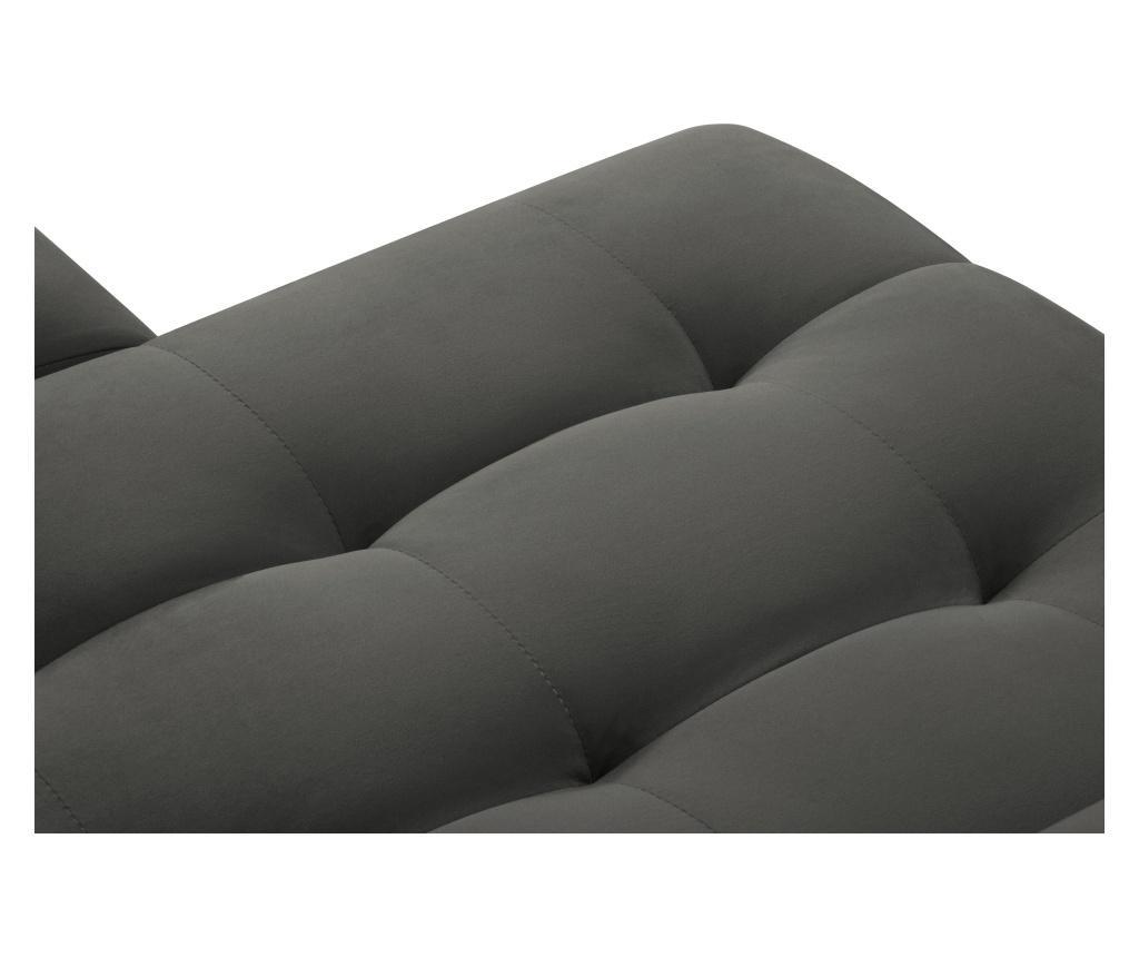 Rozkładany narożnik lewostronny Nevada Grey