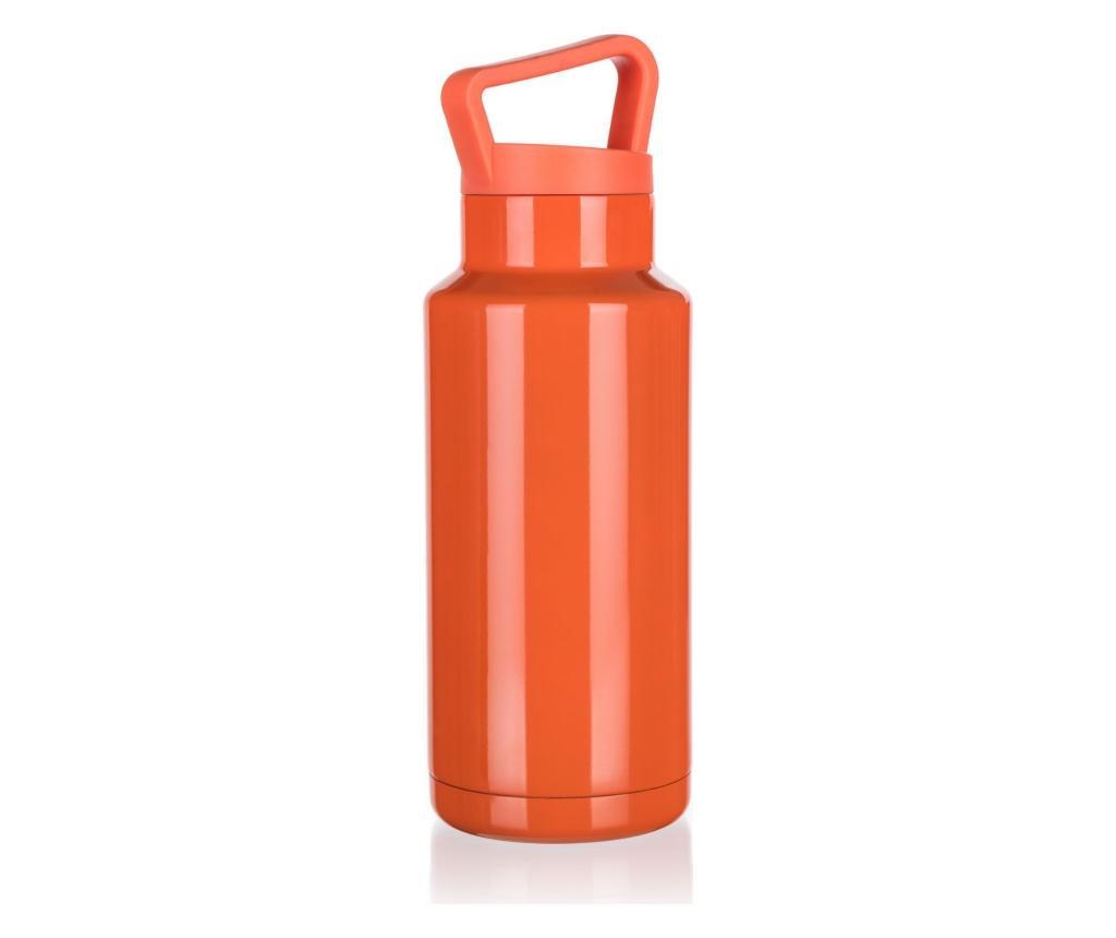 Sticla sport Meril Orange 1 L