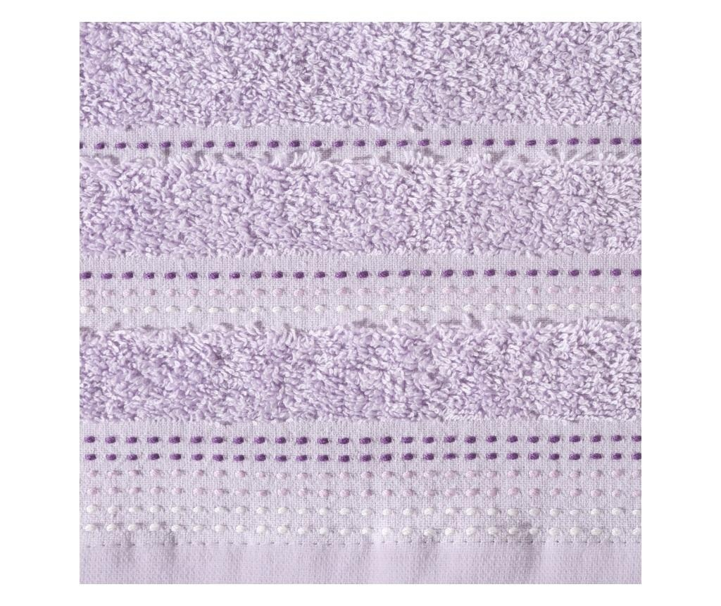 Kupaonski ručnik Pola Lilac 50x90 cm