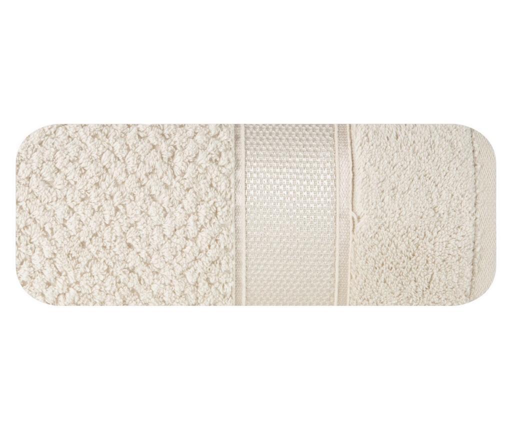Kupaonski ručnik Milan Beige 30x50 cm