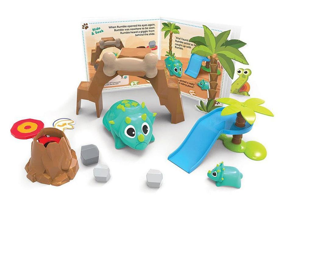 Игра - робот за програмиране, Rumble And Bumble, Learning Resources, Ler3082