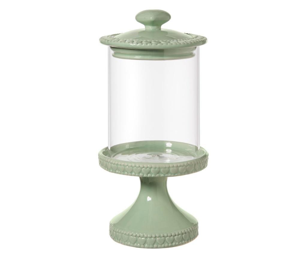 Stakleno zvono s postoljem  M