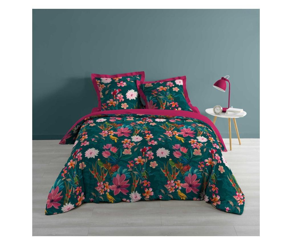 Set de pat Double Exotic Paradise