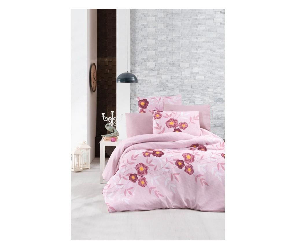Posteljina Single Dahlia Pink