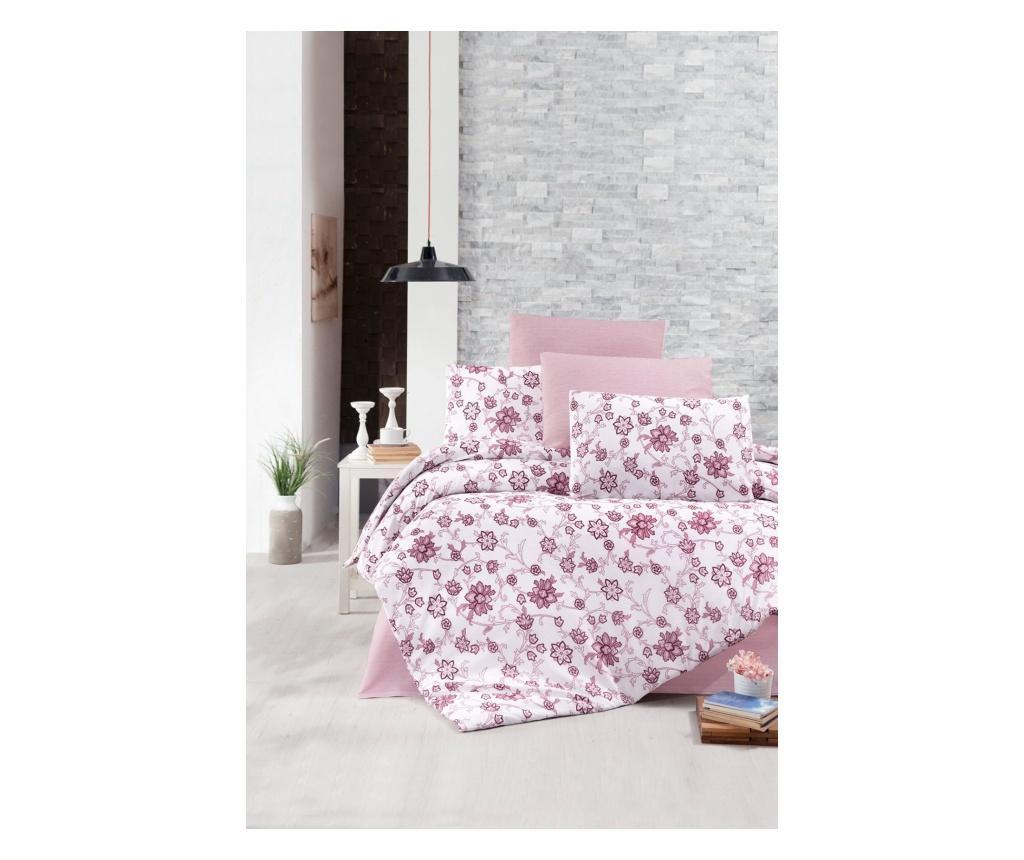Posteljina Single Iris Pink