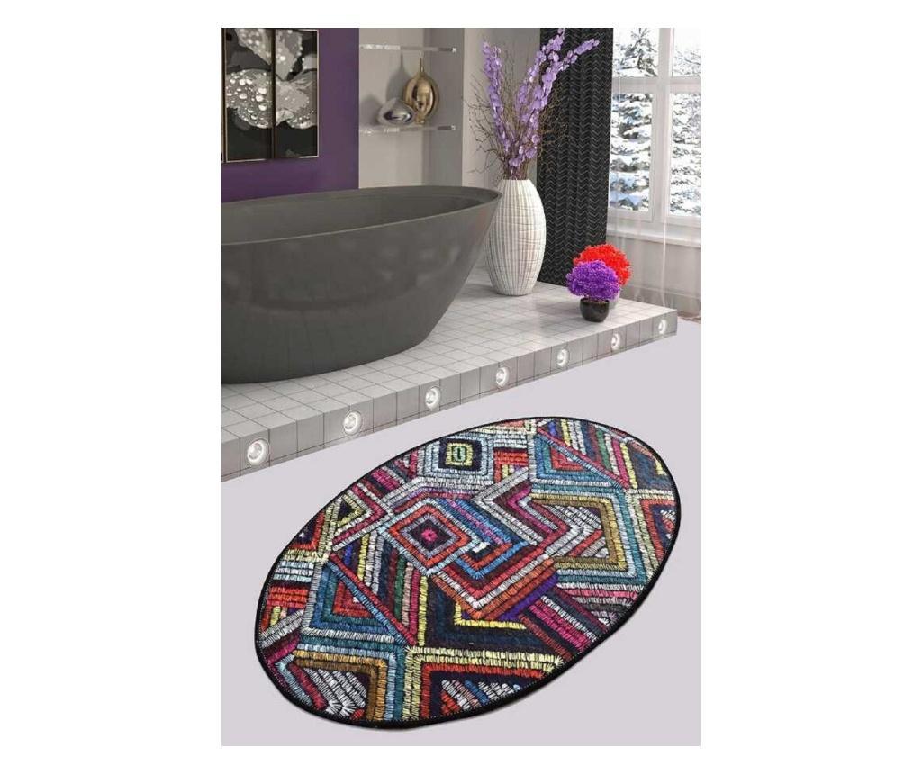 Dywanik łazienkowy Maglie Oval 60x90 cm